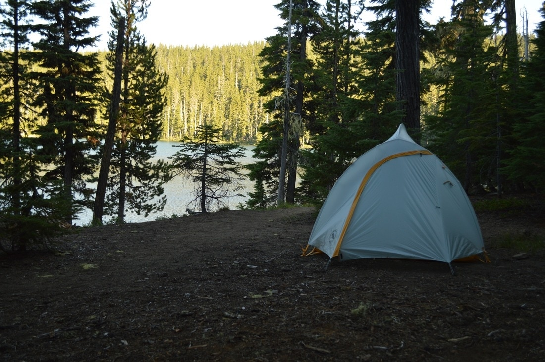 Blue Ridge Tire >> Big Agnes Fly Creek UL2 review - Hike Oregon
