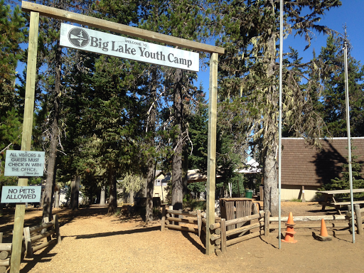 Big Lake Youth Camp Pacific Crest Trail Oregon