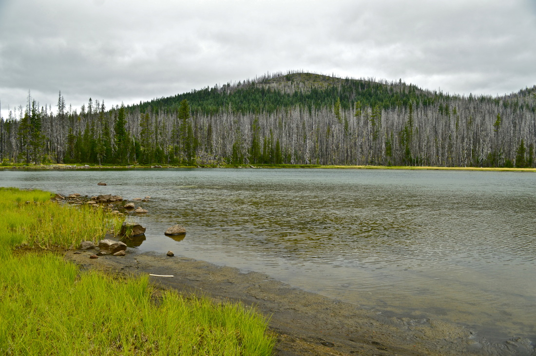 Patjens Lakes, top 10 Oregon hikes for kids