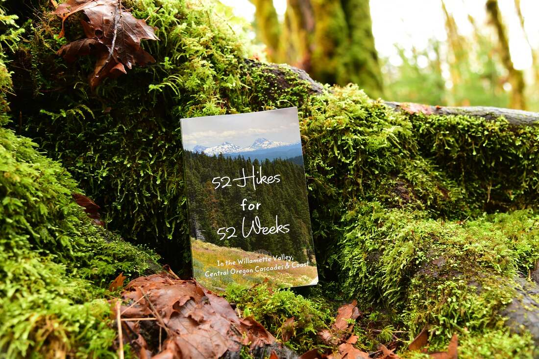 Hike Oregon guide book
