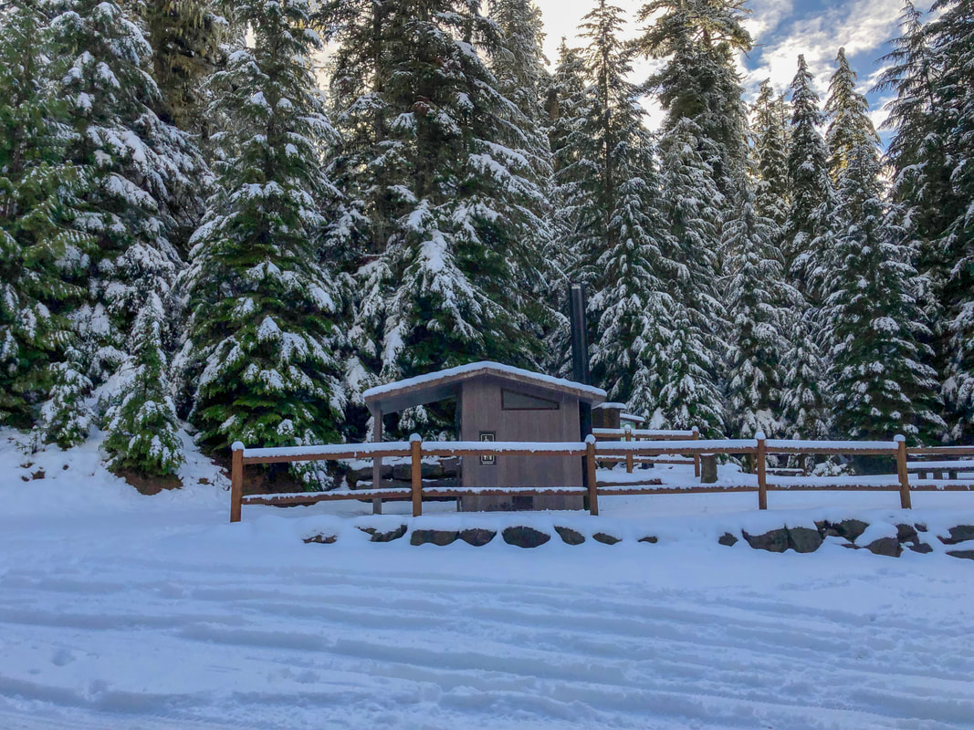 Marion Lake trailhead