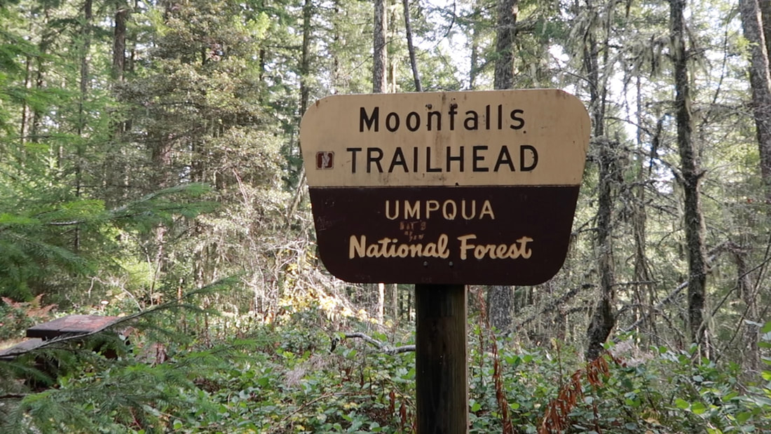 Moon Falls Trailhead